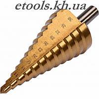 Сверло по металлу конусное ступенчатое YATO 6-38 мм 105 мм