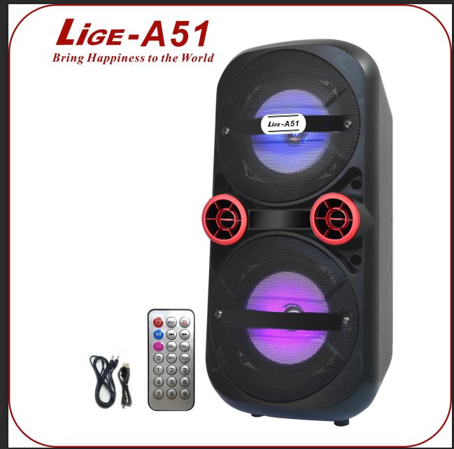 Активная акустика Ailiang LIGE-A51 колонка
