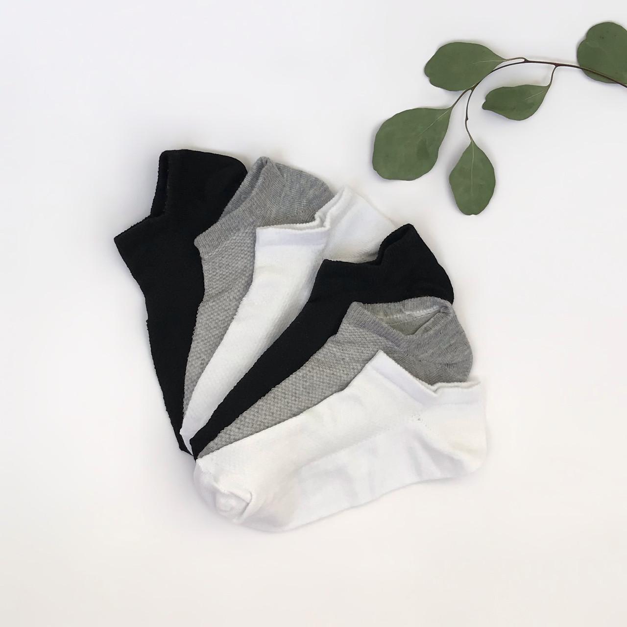 Жіночі літні короткі шкарпетки в сіточку Mariella Jano