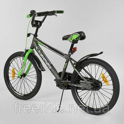 """Детский Велосипед CORSO Aerodynamic 20"""" ST (усиленные спицы), фото 2"""