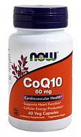 Коензим Q10 Now Foods 60 мг 60 caps