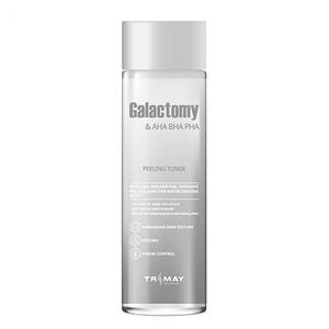 Пилинг тонер с галактомисисом и кислотами Trimay Galactomy & AHA-BHA-PHA Peeling Toner, 210 мл