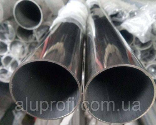 Труба нержавеющая ф76,1х2 мм AISI 201