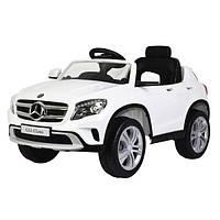Дитячий електромобіль Mercedes Benz Білий