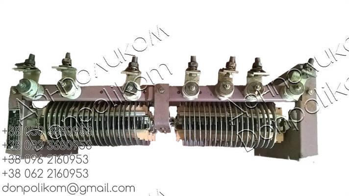 НФ1А 2ТД.754.054-09 ящик резисторов крановых, фото 2