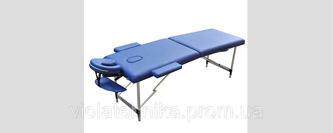 Массажный стол ZENET ZET-1044/S navy blue