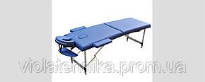 Массажный стол ZENET ZET-1044/S navy blue, фото 2