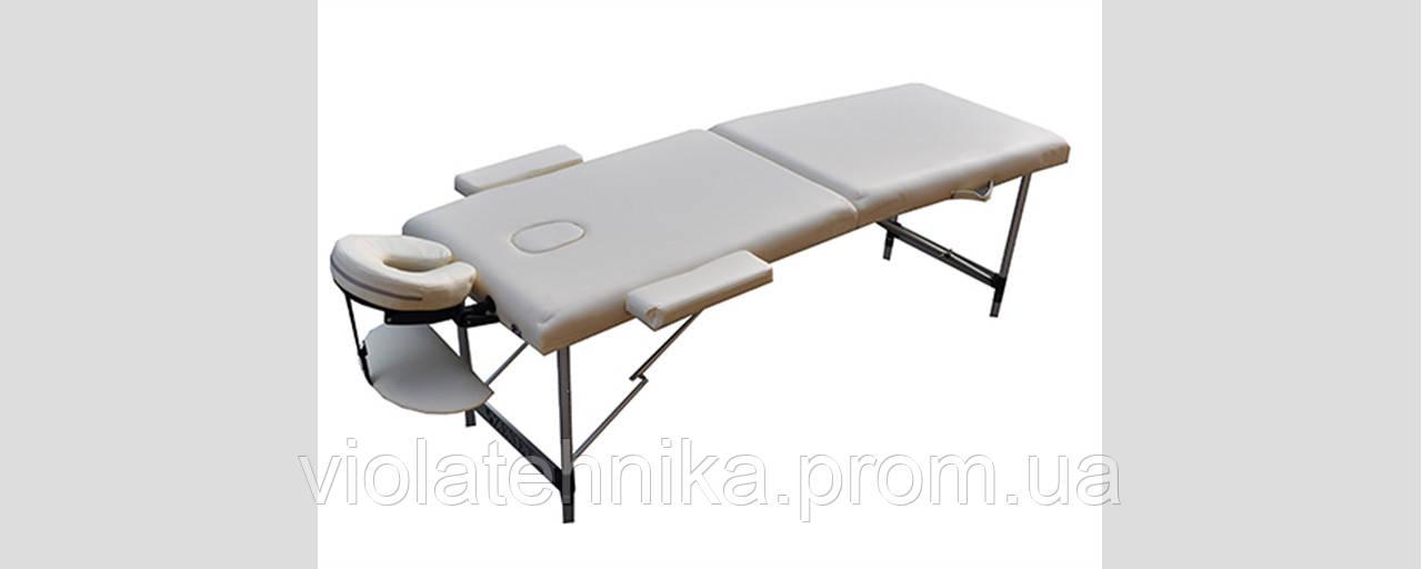 Массажный стол ZENET ZET-1044/M cream