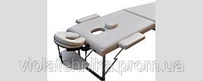 Массажный стол ZENET ZET-1044/M cream, фото 2