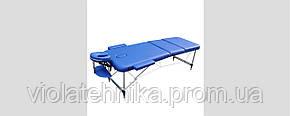 Массажный стол ZENET ZET-1049/L navy blue, фото 2