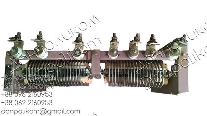 НФ1А 2ТД.754.054-10 ящик резисторов крановых, фото 2