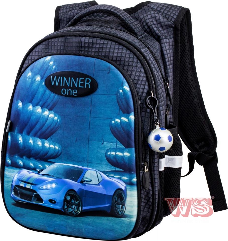 Рюкзак шкільный для хлопчиків Winner One R1-006