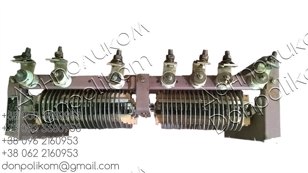 НФ1А 2ТД.754.054-11 ящик резисторов крановых
