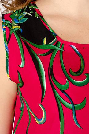Женское летнее платье 8017-18, фото 3