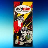 Кали от алкоголизма Alcovirin средство для лечения алкогольной зависимости, капли против алкоголизма