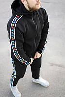 Зимний спортивный костюм Kappa Black Colored