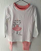 Пижама на девочку George на 2-3 года