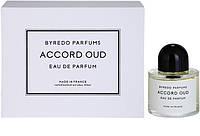 Byredo Accord Oud 100ml tester original
