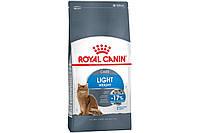 Royal Canin (Роял Канин) Light Weight Care (ЛАЙТ ВЕЙТ КЕАР) сухой корм для взрослых кошек 10кг