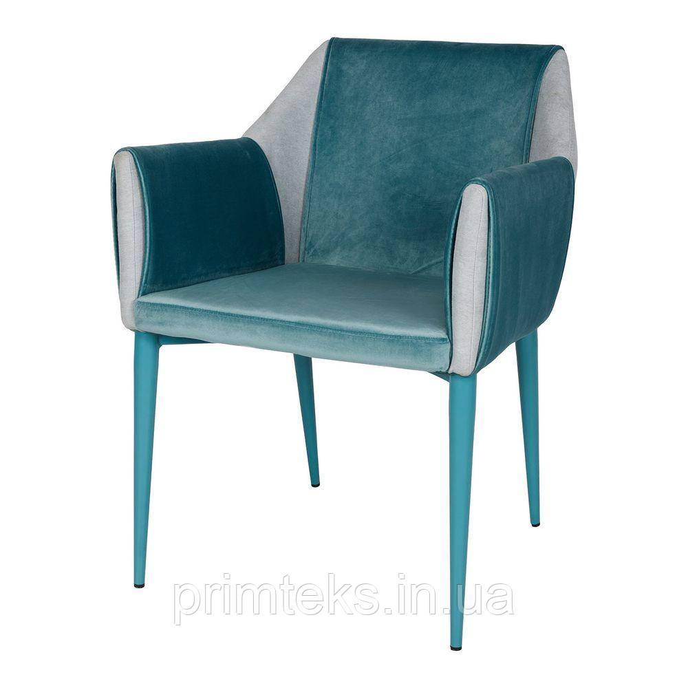 Кресло TOSCANA (Тоскана) бирюзовое