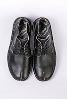 Мужские туфли, черные.