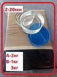 Епоксидна смола для пошарових заливок+затверджувач (3 кг)/эпоксидная смола, фото 2