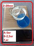Епоксидна смола для пошарових заливок+затверджувач (7,5 кг)/эпоксидная смола, фото 2