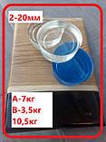 Епоксидна смола для пошарових заливок+затверджувач (10,5 кг)/эпоксидная смола, фото 2