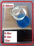 Епоксидна смола для пошарових заливок+затверджувач (12 кг)/эпоксидная смола, фото 2