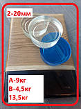 Епоксидна смола для пошарових заливок+затверджувач (13,5 кг)/эпоксидная смола, фото 2