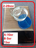 Епоксидна смола для пошарових заливок+затверджувач (15 кг)/эпоксидная смола, фото 2