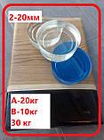 Епоксидна смола для пошарових заливок+затверджувач (30 кг)/эпоксидная смола, фото 2