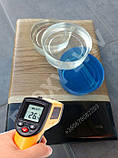 Епоксидна смола для пошарових заливок+затверджувач (75 кг)/эпоксидная смола, фото 3