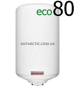 Бойлер (водонагреватель) ATLANTIC ROUND ECO VMR 80 (1200W) литров, электрический