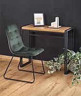 Письменный стол BOLIVAR KN1 дуб золотой 90х35 (Halmar)
