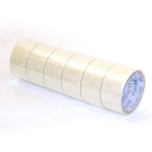 Скотч упаковочный прозрачный 1000 (упаковка 6 шт), фото 2