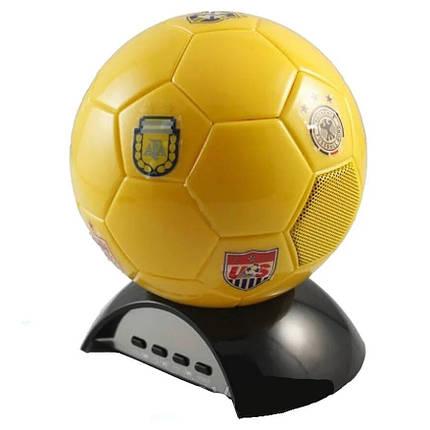 Мини-динамик AU-909 Мяч, фото 2