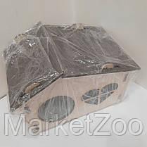 Домик для хомяка,маленькой крыски,белки дегу, фото 3