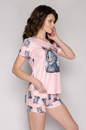 Молодежная пижама кошка 04-4, фото 2
