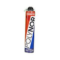 Напыляемый полиуретановый утеплитель Polynor с насадкой для стен. Бесплатная доставка от 12 шт.
