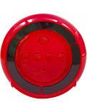 Портативная колонка Bluetooth CRX75 Красная, фото 2
