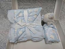 Детский комплект в коляску и кроватку