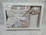 Дитячий комплект в коляску і ліжечко, фото 4