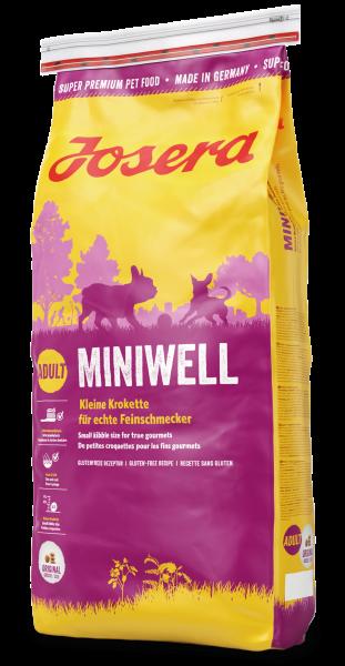 Сухой корм для собак Josera Mini Well 4,5 кг