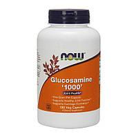 Глюкозамин NOW Glucosamine 1000 180 caps