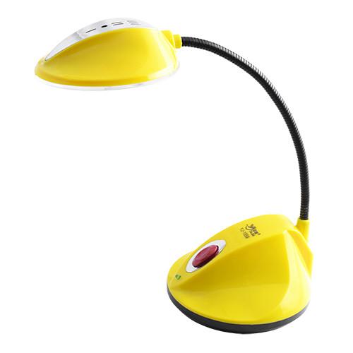 """Настольный LED светильник """"Яджа"""" (Yajia YJ-1859), 18 светодиодов"""