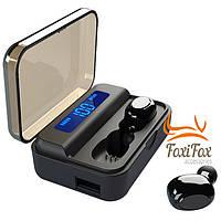 Беспроводные Bluetooth наушники с PowerBank 2200 mA/h