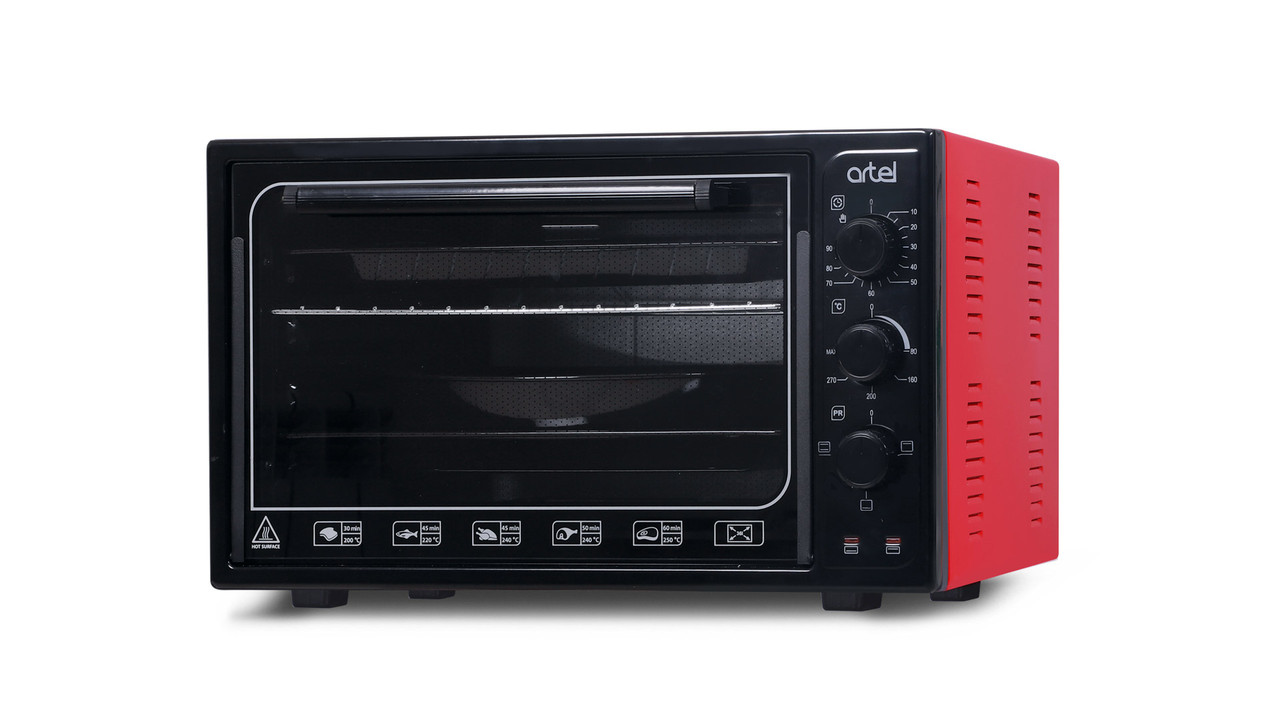Электрическая печь ARTEL MD 3618 E BLACK-RED