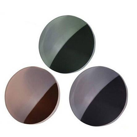 Солнцезащитная линза Essilor Orma Supra Physio Tints с 85% затемнением и упрочняющим покрытием, фото 2