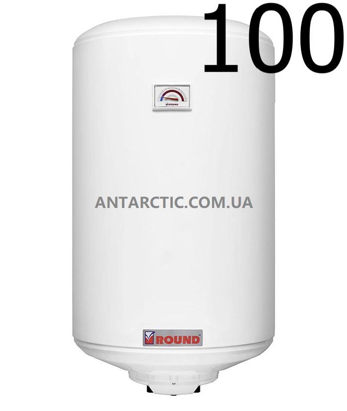 Бойлер 100 литров ATLANTIC ROUND VMR 100 л, водонагреватель электрический накопительный